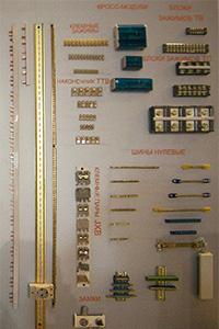 Монтаж и сборка щитового оборудования