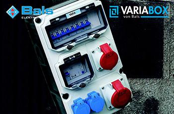 Bals elektrotechnik/VARIABOX