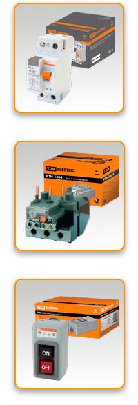 Низковольтное оборудование TDM Electric
