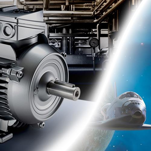 Электродвигатели, крановое оборудование и приводы