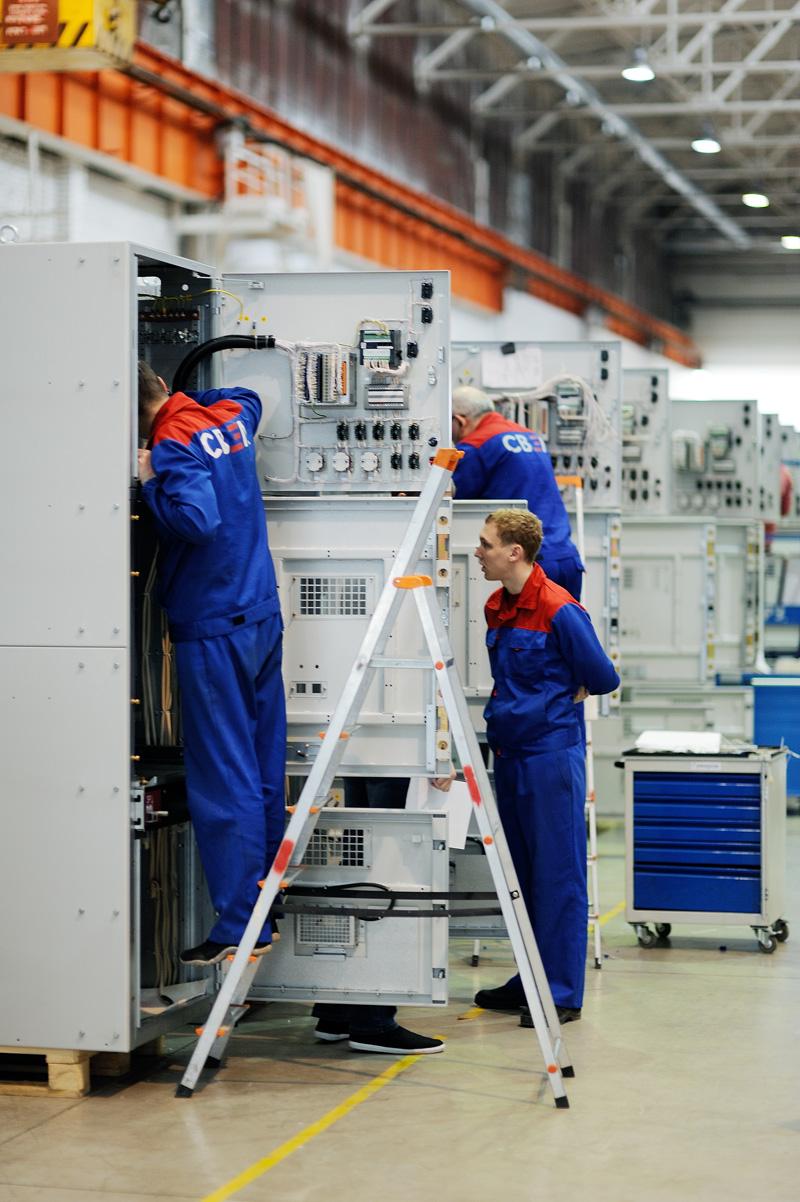 Производство КТП и КРУ, устройства НКУ