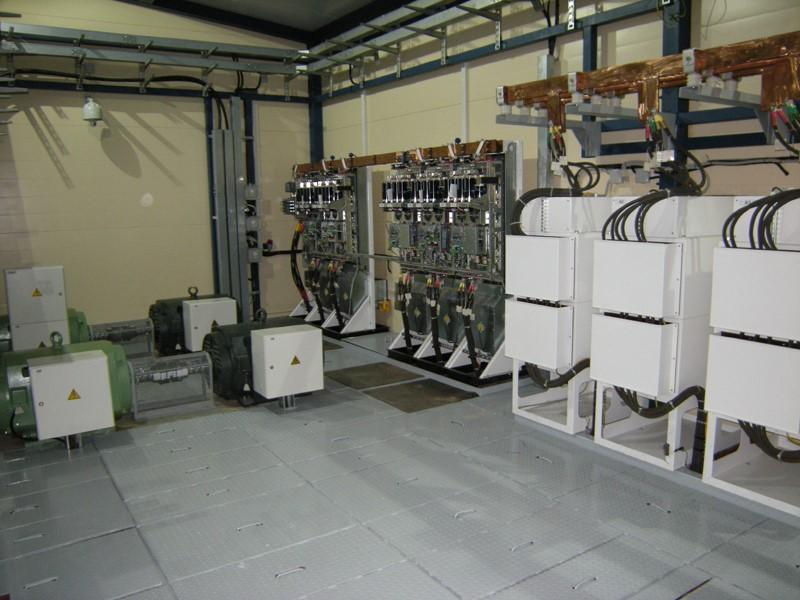 Испытания электрооборудования СПИК СЗМА