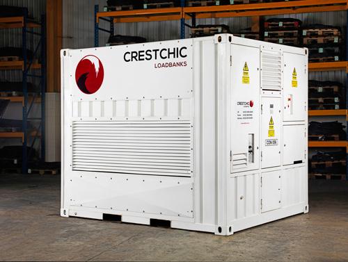 Активно-реактивный нагрузочный модуль Crestchic
