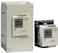 Полупроводниковые устройства плавного пуска для трехфазных двигателей переменного тока мощностью до 850 кВт.