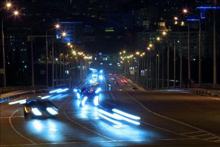 В МРСК Центра завершены работы по освещению автомагистрали в Белгородской области