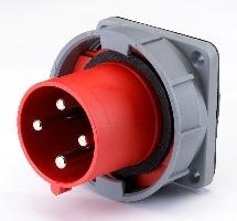 Новинка ассортимента DEKraft — промышленные разъемы серий РЩ-102 и ВЩ-102 на номинальные токи от 16А до 63А