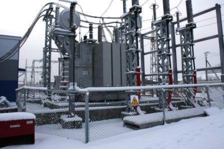 ФСК ЕЭС увеличила вдвое мощность ПС 220 кВ в Саяногорске