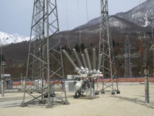 МЭС Юга завершили монтаж элегазовых выключателей типа PASS MOS 220 кВ на ячейке АТ-1 ПС 220 кВ «Поселковая»