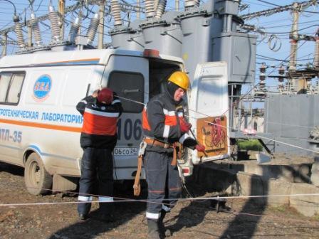 МЭС Сибири готовят диагностическое оборудование к началу ремонтной кампании