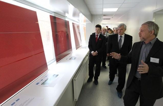 Центр тонкоплёночных технологий в энергетике был открыт в «Сколково» (Санкт-Петербург)