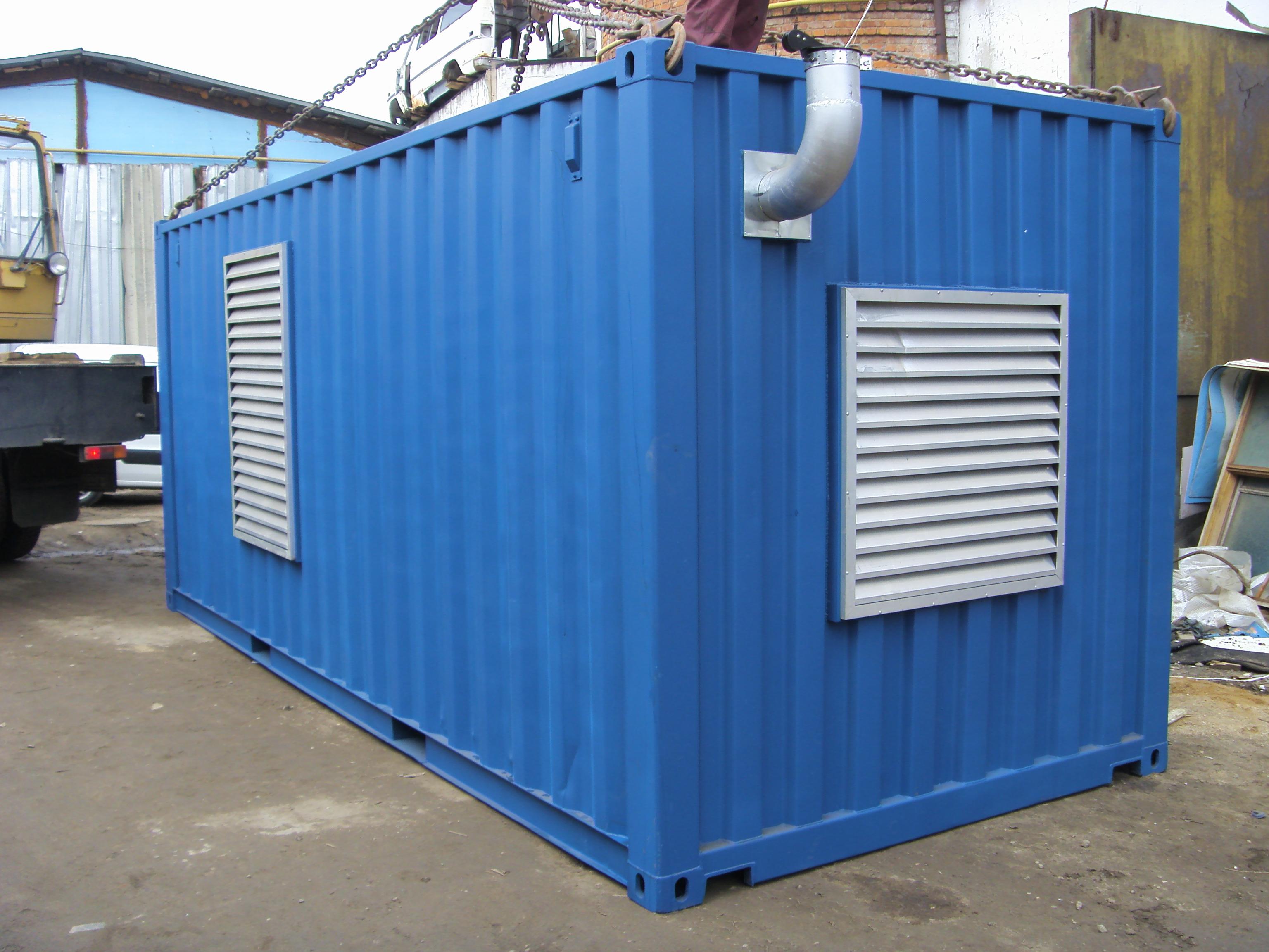 Компания «Бриз Моторс»: Обновление типов производства контейнеров «Север»