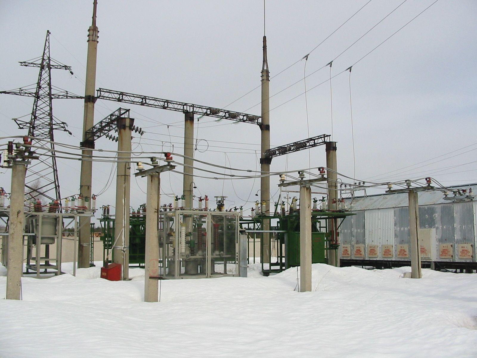 «Вологдаэнерго» приступил к реконструкции ПС 110/35/10 кВ «НПС» в Нюксенском районе Вологодской области