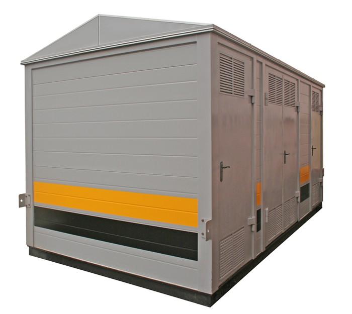 Подстанция 2КТПУБ-1600/6/0,4-05-ХЛ1