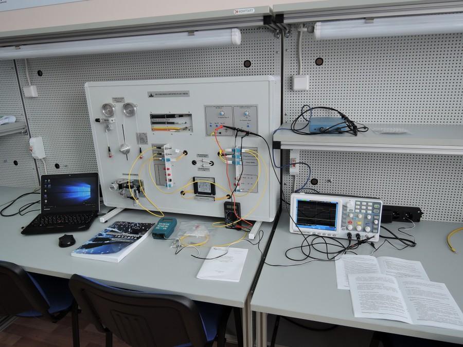 лаборатория «Электро-, радио- и оптические измерения»